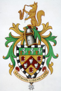 Robert Jaggs-Fowler's Coat of Arms